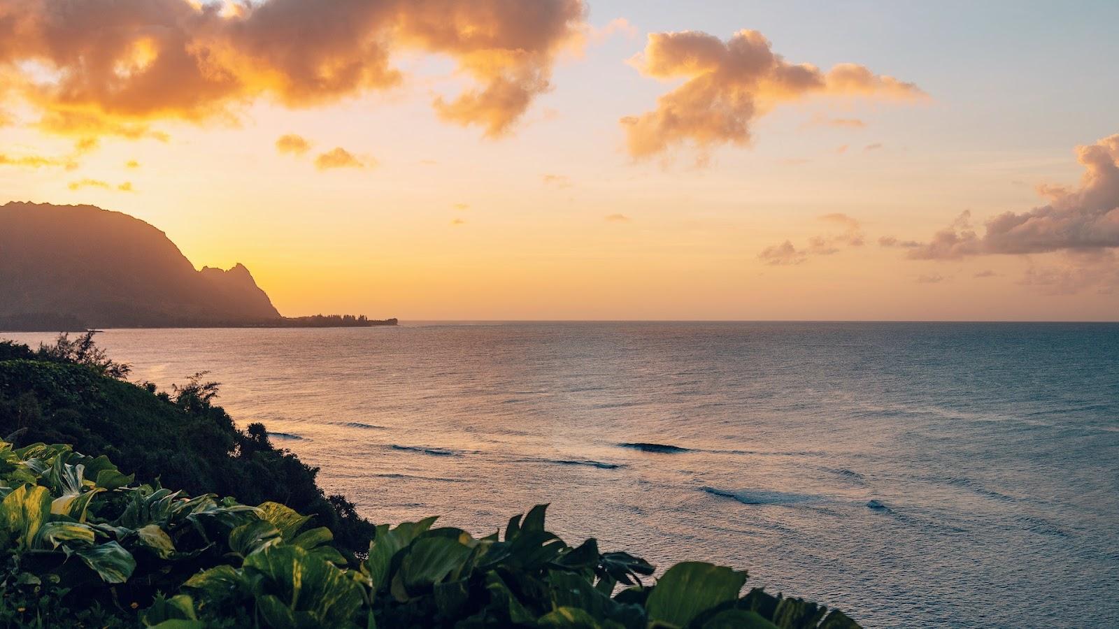 Poipu Beach in Kauai
