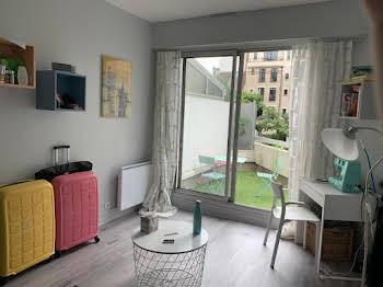 Studio meublé 24,85 m2