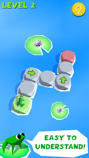 Frog Puzzle ud83dudc38 Logic Puzzles & Brain Training 5.7.2 screenshots 1
