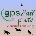 GPS 2 all Pets Tracking icon