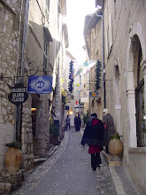 Photo: The main road through town is filled with galleries and other tourist attractions.