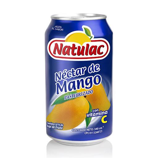 jugo natulac mango 340ml
