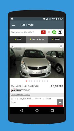 used cars in kerala screenshot 1