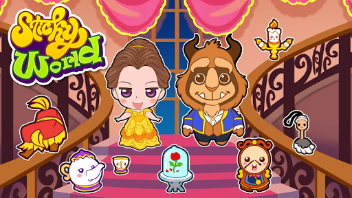 Sticker Kids - Princess Maker android2mod screenshots 6