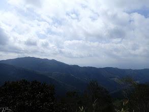 母袋烏帽子岳(天気は回復傾向?)