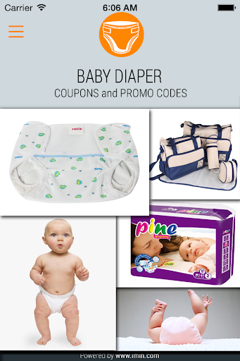 Baby Diaper Coupons - I'm In