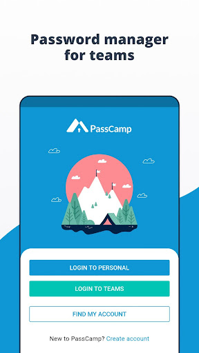 PassCamp - Password Manager for Teams screenshots 1