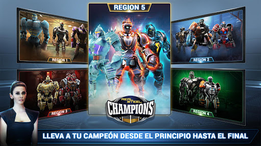 Real Steel Boxing Champions para Android