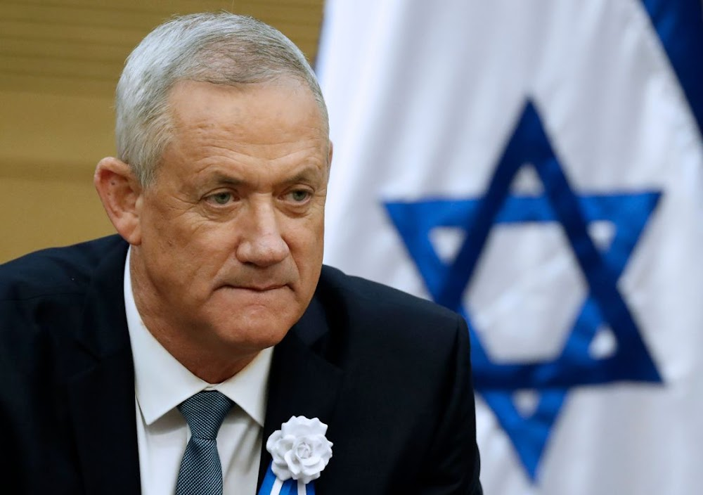 Gantz is a political novice with a slim chance of ousting Netanyahu
