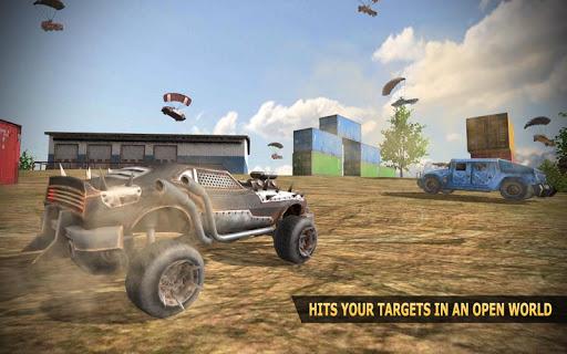 Player Car Battleground - Free Fire 1.3.1 screenshots 6