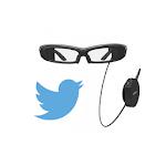 SmartEyeglass Twitter Icon