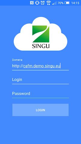 android Singu Dataroom Screenshot 2