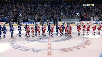 Round 1, Gm 5: Red Wings at Lightning