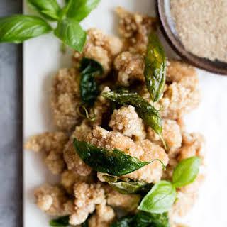 Taiwanese Salt and Pepper Chicken-Basil Peppercorn Chicken.