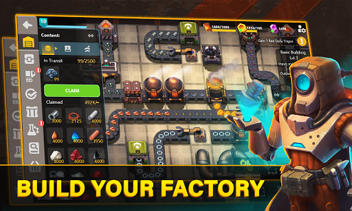 Sandship: Crafting Factory 0.0.77 screenshots 8