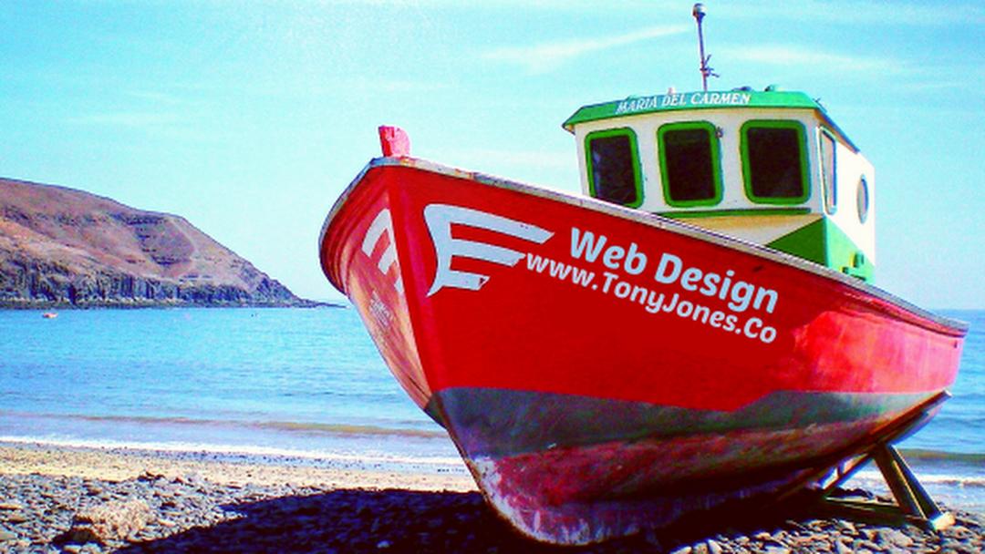 Tony Jones Co Web Design Seo Wrexham North Wales Web Designer Seo Wrexham North Wales