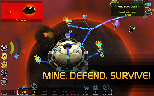 Solar Siege- screenshot thumbnail