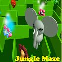Jungle Maze Pro icon