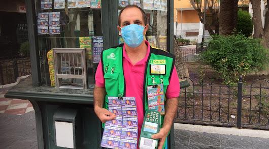 Un almeriense recibirá 'La Paga' de la ONCE: 3.000 euros al mes durante 25 años
