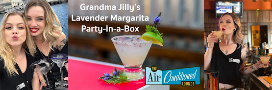 Grandma Jilly's Lavender Margarita Party-in-a-Box