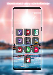 Nantech (Mods) APK screenshot thumbnail 9