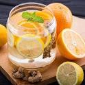 Detox water recipes icon