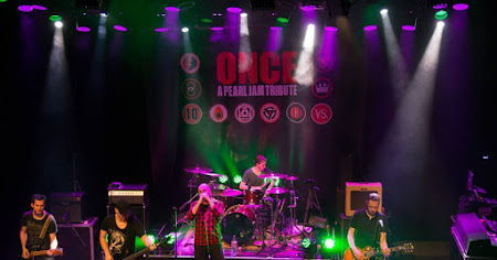 18:30 ONCE (a Pearl Jam tribute) (NL)