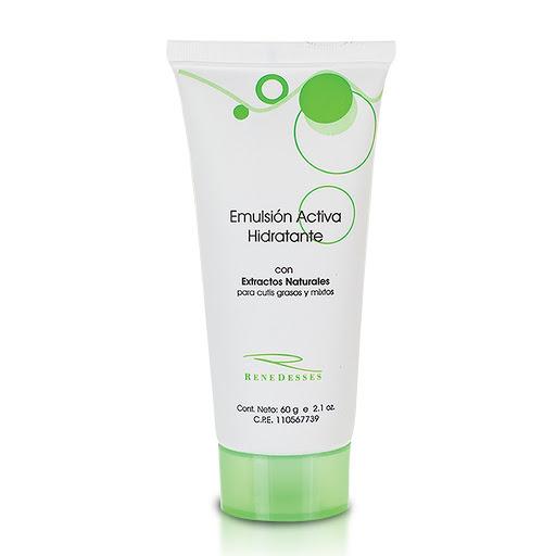 Crema Facial Rene Desses Emulsion Extracto Natural 60G Rene desses