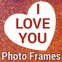 I LOVE YOU Photo Frames NEW HD icon