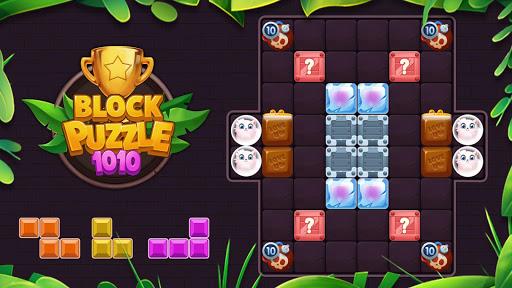 Classic Block Puzzle Game 1010: Free Cat Pop Game 5.3.2 16