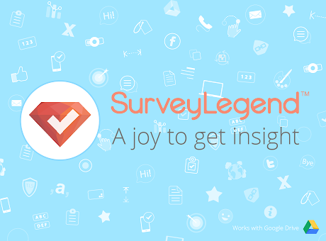 SurveyLegend   Free Survey & Form App