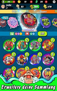 POGs Battle Screenshot