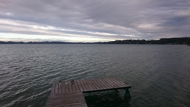 Photo: lake wörthsee (the south strand) ~ http://jarogruber.blogspot.de/2016/12/worthsee.html