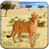 Cheetah simulator 3D