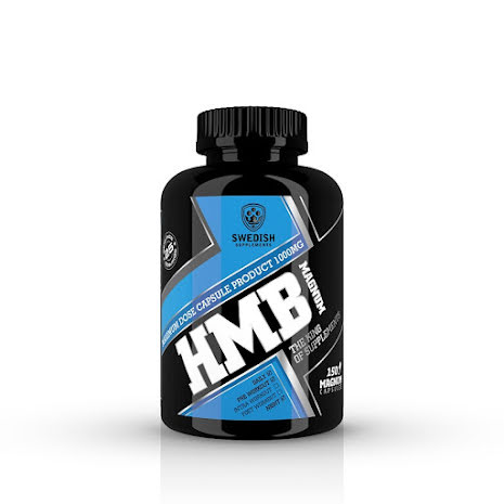 Swedish Supplements HMB - 150 kapslar