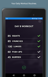 30 Day Fitness Challenges Screenshot 15