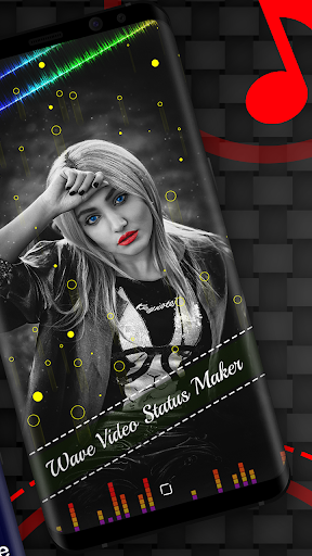 My Photo Lyrical Video Status Maker With Music ss3