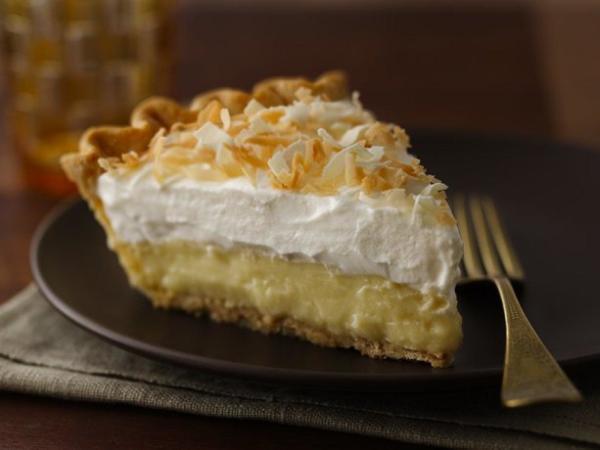 Triple-threat Coconut Cream Pie Recipe