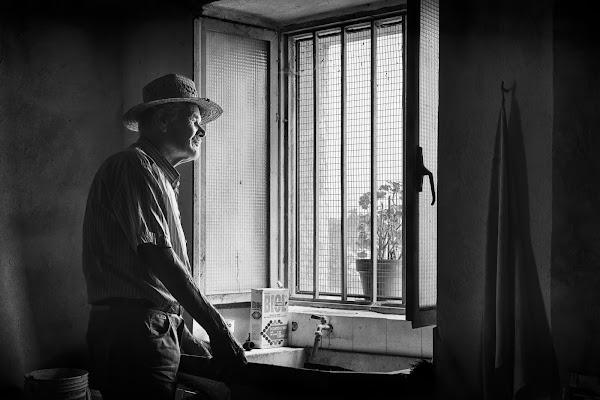 La finestra sul cortile di Barbara Surimi