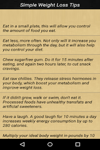 Weight loss 4 exercise