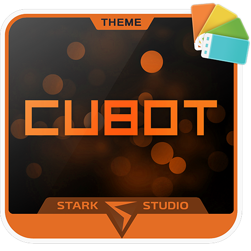 Theme Xp - CUBOT ORANGE