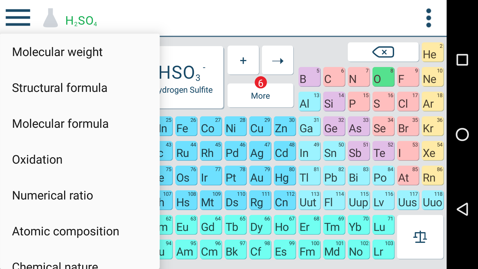 Free chemistry homework help