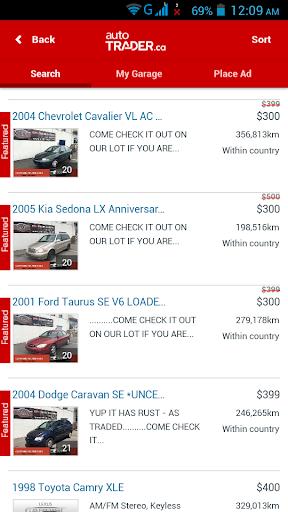 玩免費遊戲APP|下載Used Cars Canada - Toronto app不用錢|硬是要APP