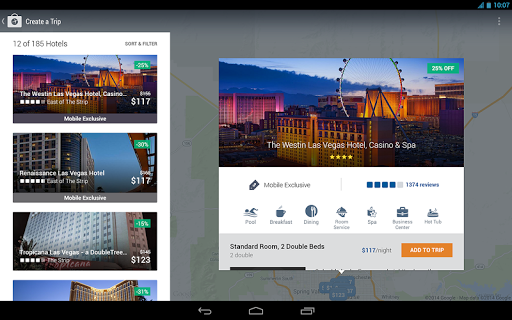 Expedia Hotels, Flights & Cars for PC