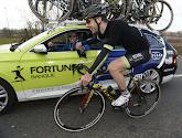 Présent à la présentation du parcours, Boris Vallée rêve de disputer le Tour en 2018