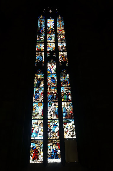 Stained Glass of the Duomo