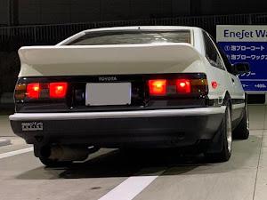 スプリンタートレノ AE86 GT APEXのカスタム事例画像 みっしーさんの2019年01月19日20:42の投稿