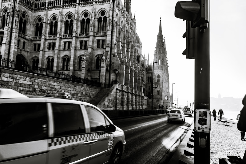 Futurismo in Budapest di michaelcardrive