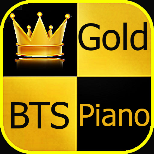 BTS Piano Tiles 2 Gold