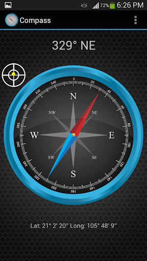 Accurate Compass 2.0.5 screenshots 1